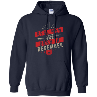 Real Men Are Born In December  Tee