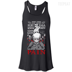 Naruto Shippuden Pain Ladies Tee