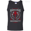 Mandalore University Tee-Apparel-TEEPEAT