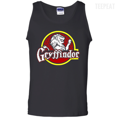 Harry Potter Gryffindor Tee-Apparel-TEEPEAT