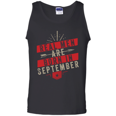 Real Men Are Born In September Tee