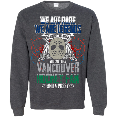 Vancouver Hockey Fan Tee-Apparel-TEEPEAT