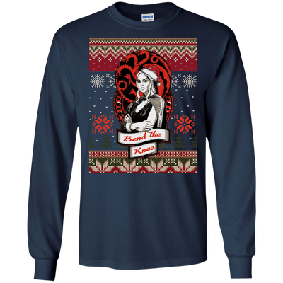 Bend The Knee - Ugly Sweater
