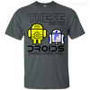 These Are The Droids Tee-Apparel-TEEPEAT