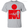 Iron Man Pulse Light Tee-Apparel-TEEPEAT