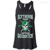 Quidditch Slytherin Team Ladies Tee-Apparel-TEEPEAT