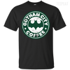 Gotham Coffee Tee-Apparel-TEEPEAT