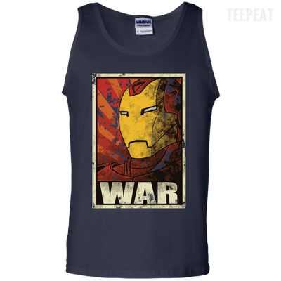 Iron War Tee-Apparel-TEEPEAT
