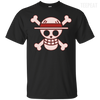 One Piece Logo Tee-Apparel-TEEPEAT