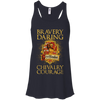 Harry Potter Bravery Ladies Tee-Apparel-TEEPEAT