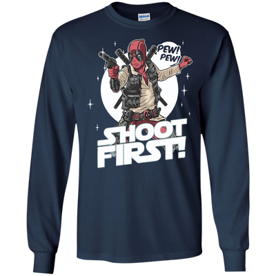 Shoot First Tee