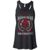 Mandalore University Ladies Tee-Apparel-TEEPEAT