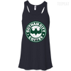 Gotham City Coffee Ladies Tee-Apparel-TEEPEAT
