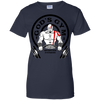God of War Fitness Gym Ladies Tee-Apparel-TEEPEAT