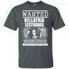 Harry Potter Bellatrix Lestrange Tee-Apparel-TEEPEAT