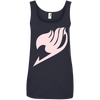 Fairy Tail Emblem Ladies Tee-Apparel-TEEPEAT
