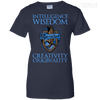 Harry Potter Intellegence Ladies Tee-Apparel-TEEPEAT