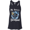 My Patronus Is Deadpool Ladies Tee