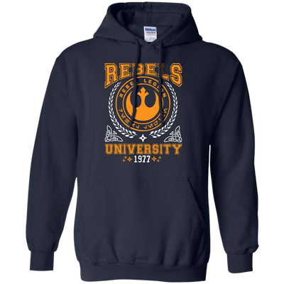 Rebel University Tee-Apparel-TEEPEAT