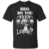 Harry Potter Bro Do you even Leviosa Tee-Apparel-TEEPEAT