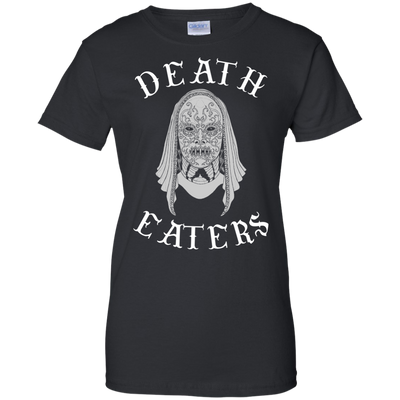 Harry Potter Death Eaters Ladies Tee-Apparel-TEEPEAT