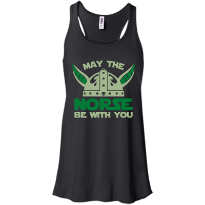 May The Norse Be With You Ladies Tee-Apparel-TEEPEAT