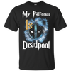 My Patronus Is Deadpool Tee