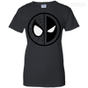 Spiderman Deadpool Ladies Tee