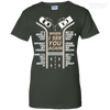 When I See You Again Ladies Tee-Apparel-TEEPEAT