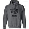 Game of Thrones - I am the God Tee-Apparel-TEEPEAT