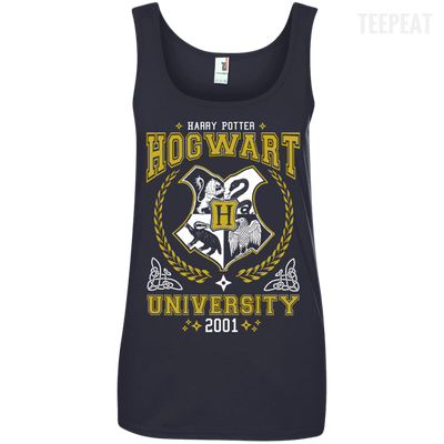 Hogwart University Ladies Tee-Apparel-TEEPEAT