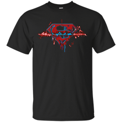 Superman Pulse Dark Tee