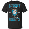 Quidditch Ravenclaw Team Tee-Apparel-TEEPEAT