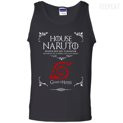 House of Naruto Tee-Apparel-TEEPEAT