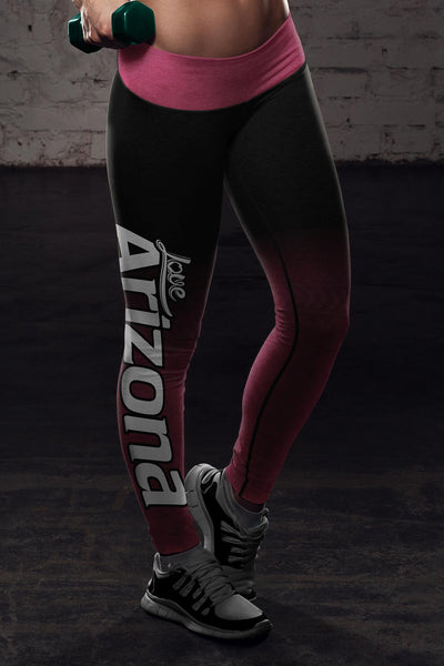 Arizona Football Classic Leggings