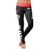 Black Hockey Mom Leggings
