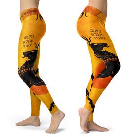 House Baratheon Female Leggings