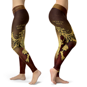 Hear Me Roar Leggings