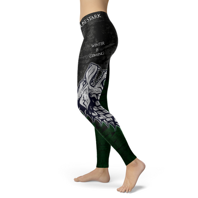A Winter Is Coming Leggings