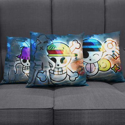 One Piece Character Pillow Case