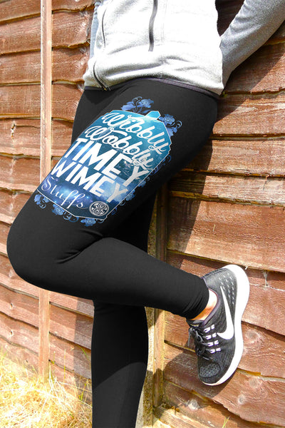 Wibbly Wobbly Leggings