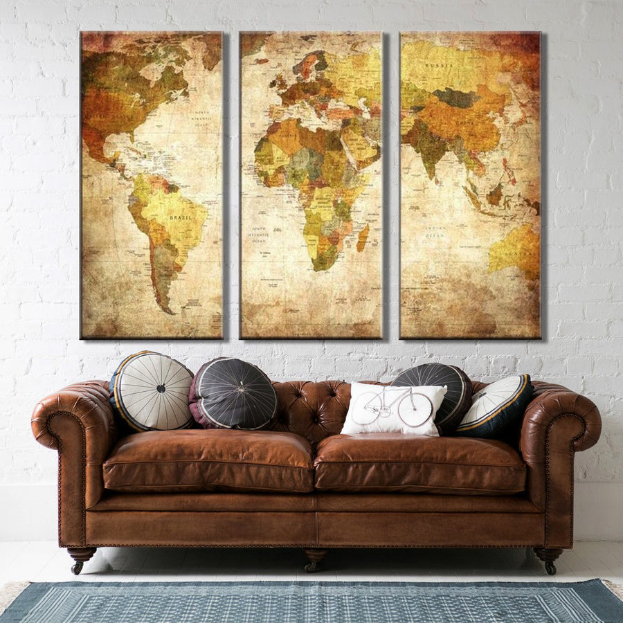 Canvas Art - Empire Prints