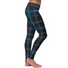 Carolina Football Plaid Leggings