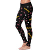Washington Lovin Kisses Football Leggings