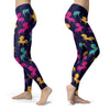 Navy Unicorn Leggings
