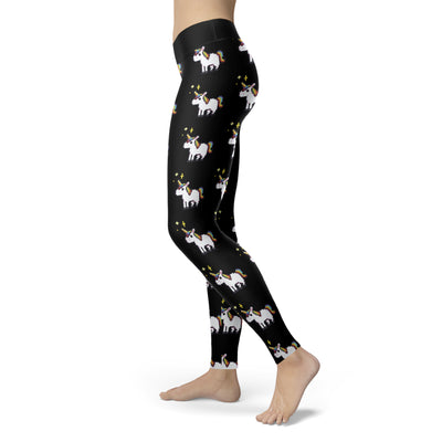 8-Bit Unicorn Leggings