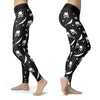 Cat Pirate Crossbones Leggings