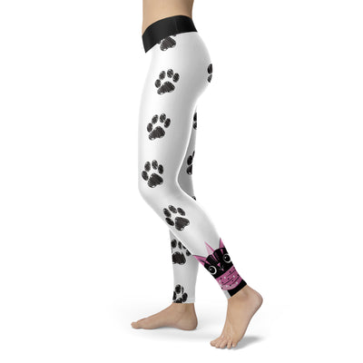 Cats Around the Ankles Leggings