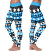 Carolina  Christmas Classic Football Leggings