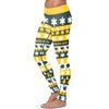 Green Bay  Christmas Classic Football Leggings